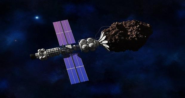 استخراج معدنی در فضا یک قدم دیگر به واقعیت نزدیکتر شد