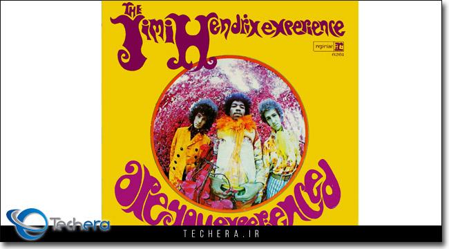 آلبوم Are You Experienced منتشر شده در سال 1967 میلادی ، اولین آلبوم استودیویی جیمی هندریکس