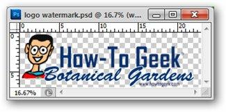 آموزش اضافه کردن لوگو به تصویر