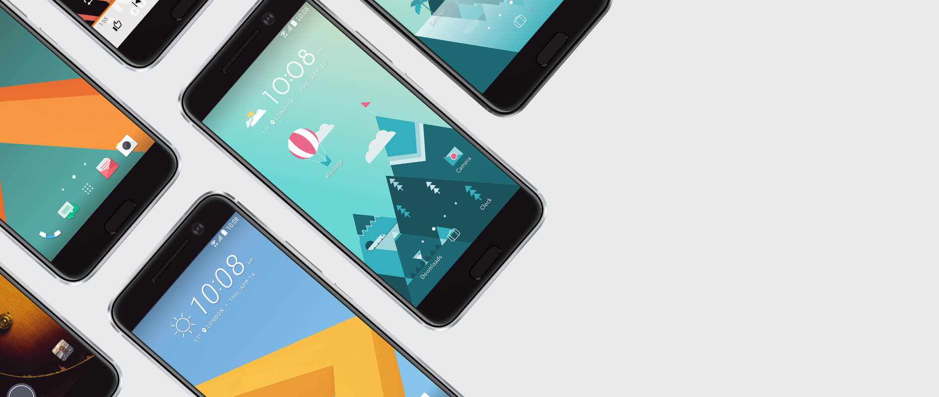 گوشی HTC 10، پرچمدار سال 2016 شرکت تایوانی اچ تی سی بالاخره سیستم عامل اندروید 7 نوقا را دریافت خواهد کرد. گوشی HTC 10 با اندروید 7 روانتر خواهد بود.