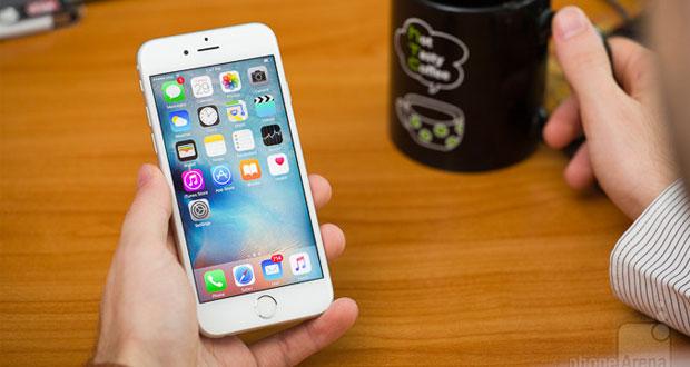 اجرای طرح رایگان تعویض باتری آیفون 6S توسط اپل