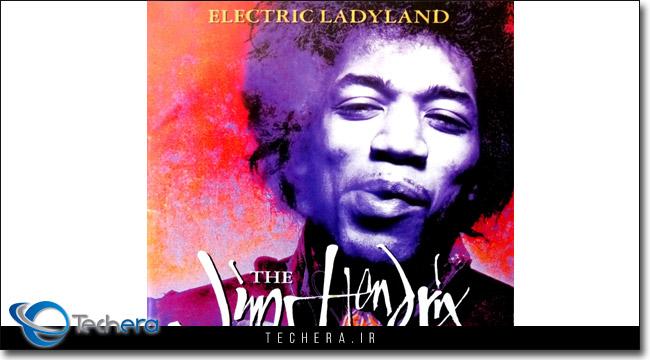 آلبوم Electric Ladyمنتشر شده در سال 1968 میلادی ، سومین و آخرین آلبوم استودیویی جیمی هندریکس