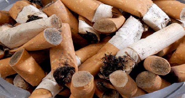 مصرف سیگار منجر به جهش ژنی می شود!