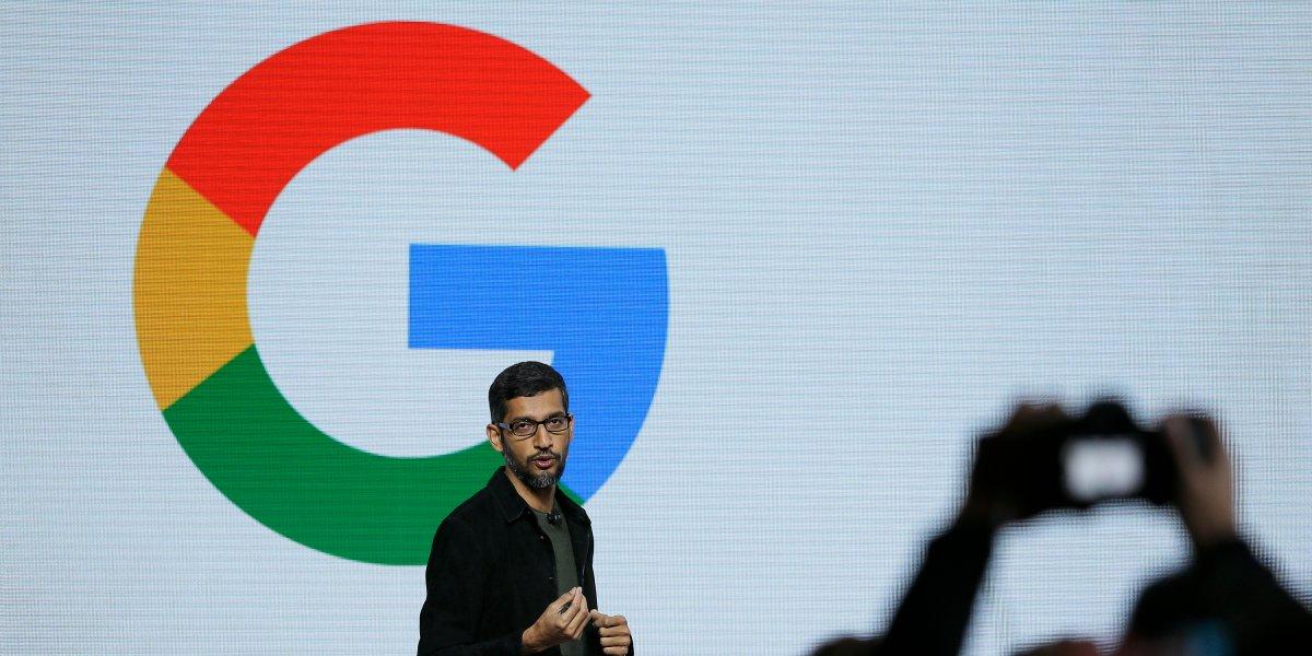سوندار پیچای، مدیر عامل گوگل