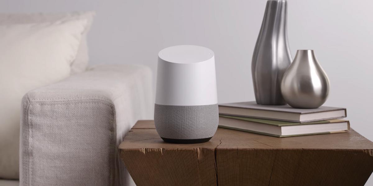 دستگاه: Google Home