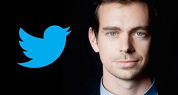 توییتر به صورت تصادفی حساب جک دورسی
