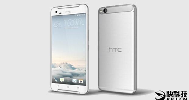 منتظر گوشی HTC X10 باشید؛ میان رده ای دیگر از کمپانی اچ تی سی