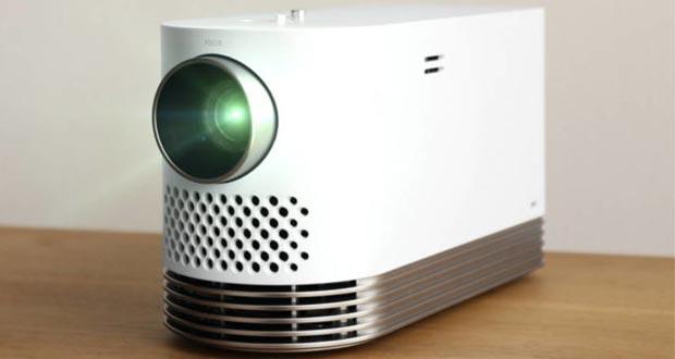 پروژکتور خانگی ProBeam از شرکت الجی معرفی شد