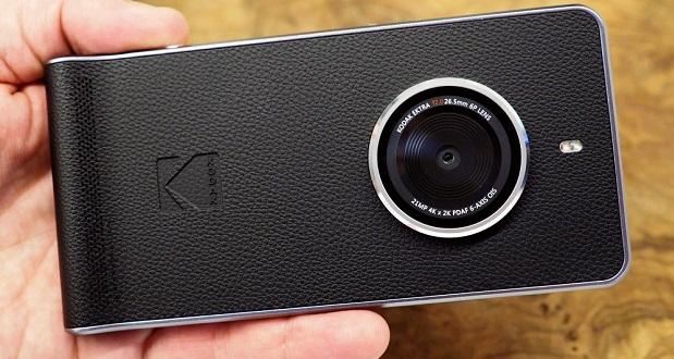 گوشی هوشمند کداک اکترا هم اکنون برای کاربران اروپایی در دسترس است