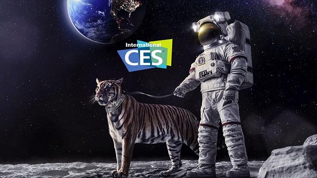 هوش مصنوعی در نمایشگاه CES 2017