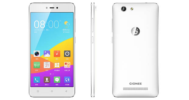 گوشی جیونی F106 در سایت TENAA  ظاهر شد!
