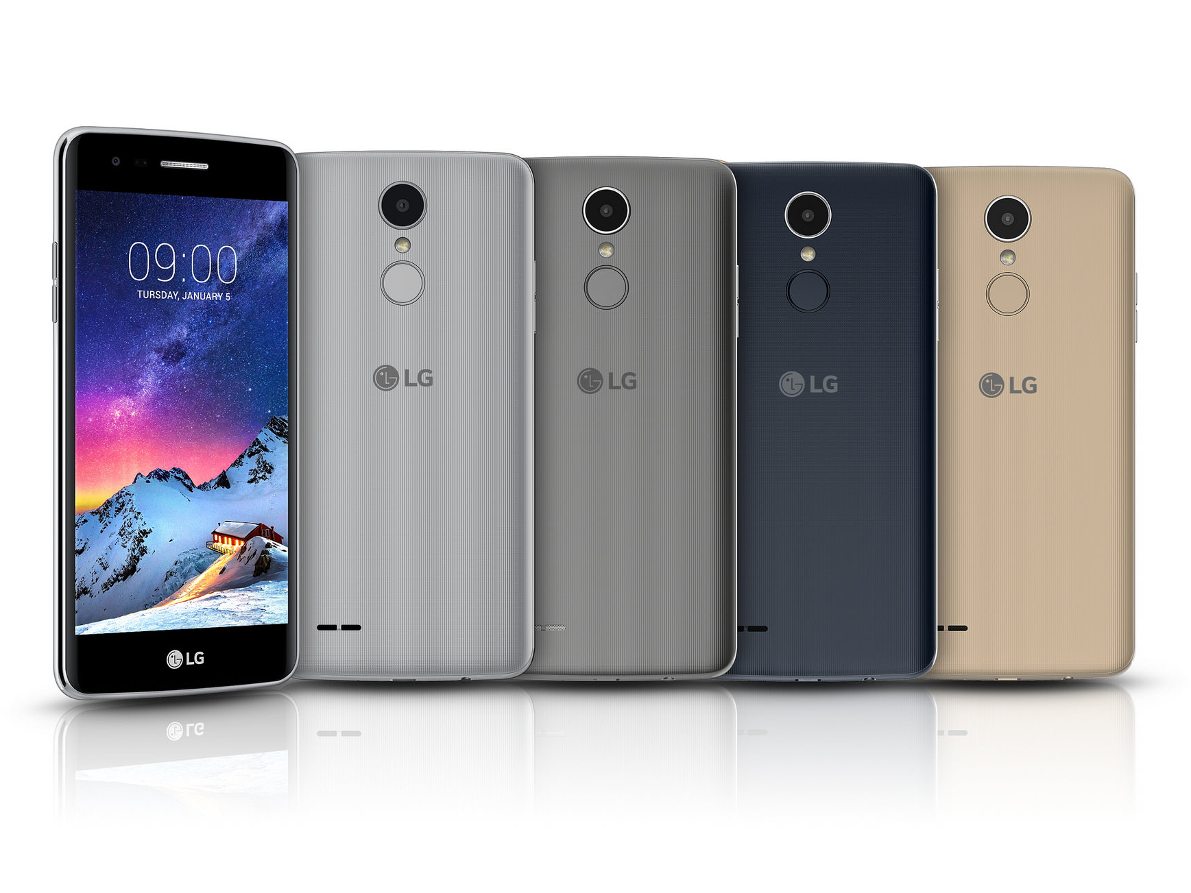 موبایلهای میانرده جدید الجی به صورت رسمی معرفی شدند و باید منتظر اطلاعات جدیدی از موبایلهای میانرده جدید الجی در نمایشگاه CES 2017 بود.