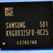حافظه رم سامسونگ گلکسی S8