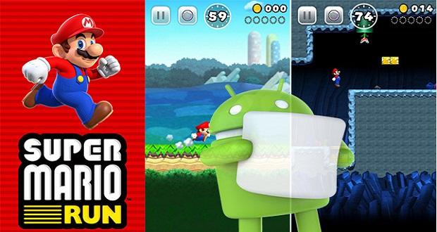 بازی موبایلی سوپر ماریو ران به زودی به اندروید هم راه خواهد یافت