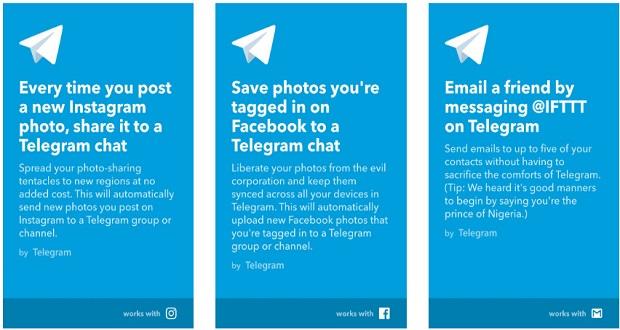 به روزرسانی برنامه تلگرام قابلیتهایی مثل پین کردن پیامها و بهبود ویرایشگر عکس را اضافه میکند