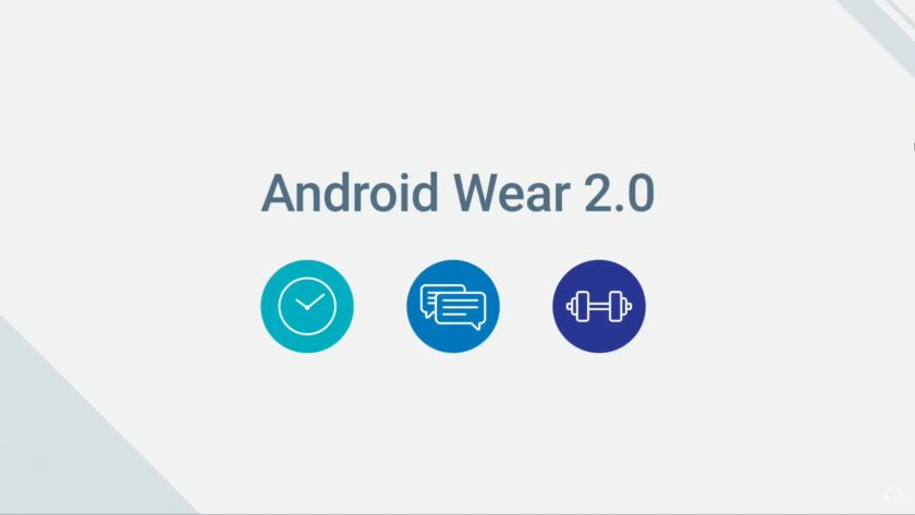 سیستم عامل اندروید Wear 2.0 توسط گوگل در کنفرانس I/O به صورت رسمی رونمایی شد و قرار است چندی دیگر به صورت رسمی برای برخی از ساعتهای هوشمند منتشر شود.