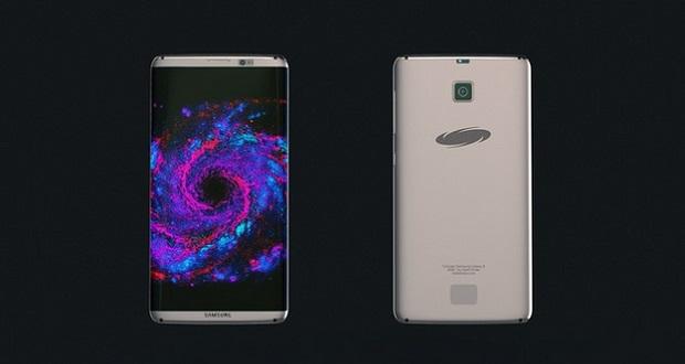 گوشی سامسونگ گلکسی S8 با صفحه نمایش تخت عرضه نمیشود