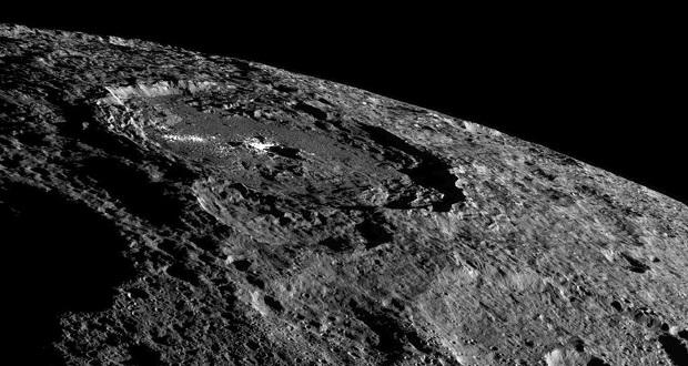 دانشمندان می گویند، موفق به کشف آب در سیاره کوتوله سرس شده اند