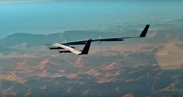 سقوط پهپاد اینترنتی فیسبوک ؛ اولین پرواز هواپیمای بدون سرنشین فیسبوک شکست خورد
