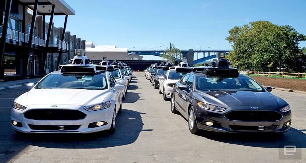 اوبر تایید کرد: سیستم خودران خودروهای اوبر با مشکلی مواجه شده است
