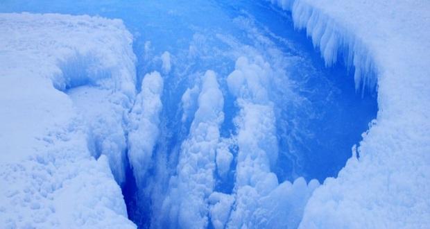 کشف شکاف عظیم در جنوبگان قطب جنوب ؛ آیا فاجعه ای در راه است؟!