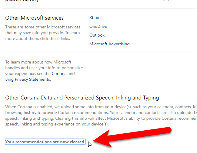 how-to-clear-cortanas-search-history-in-windows-10-13