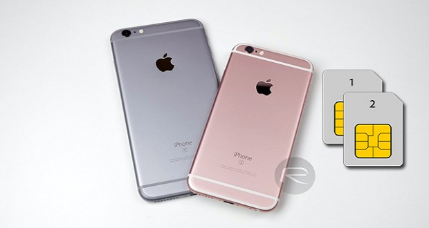 شرکت اپل حق امتیاز گوشی های دو سیم کارت را دریافت کرد
