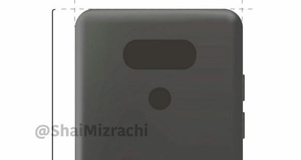 اولین رندر گوشی LG G6 منتشر شد؛ اما طراحی آن چنگی به دل نمی زند!