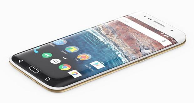 سامسونگ گلکسی S8 با صفحه نمایش بدون حاشیه؛ خبری از دوربین دوگانه نخواهد بود!