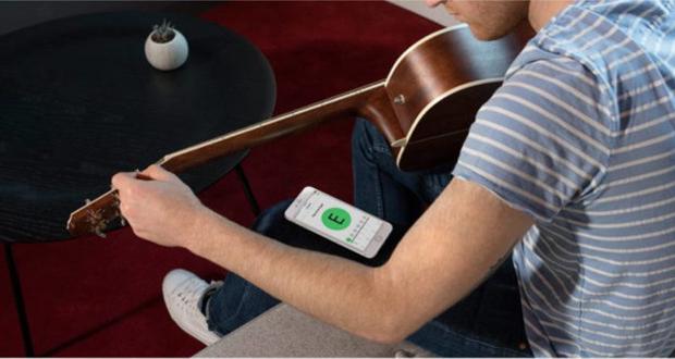 اپلیکیشن کوک گیتار Fender برای دستگاه های اندرویدی منتشر شد