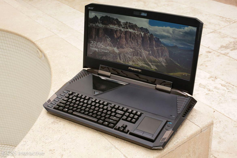 لپ تاپ قدرتمند و متفاوت مخصوص بازی شرکت ایسوس