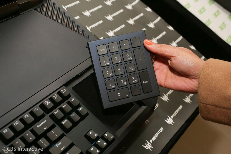 صفحه لمسی قابل تعویض مخصوص لپ تاپ مخصوص بازی ایسر