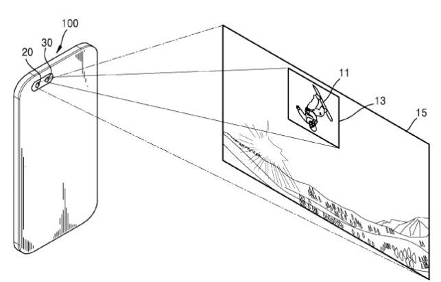 سیستم دوربین دوگانه با استفاده از پردازنده ای یکپارچه (برای تعویض تصویر) می تواند برای ویدئو هم مورد استفاده قرار گیرد