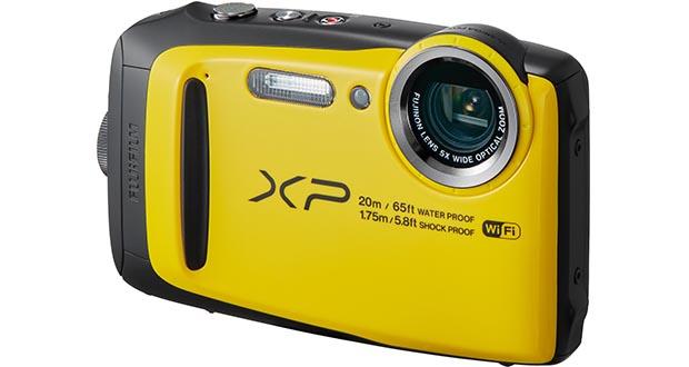 دوربین جان سخت FinePix XP120 از فوجی فیلم معرفی شد