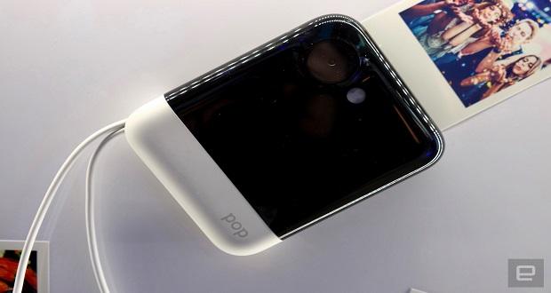 دوربین پاپ پولاروید ؛ یک محصول بزرگ و جالب برای عکاسی!
