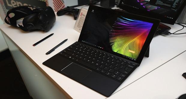 لپ تاپ لنوو Miix 720 با Active Pen جدید رونمایی شد