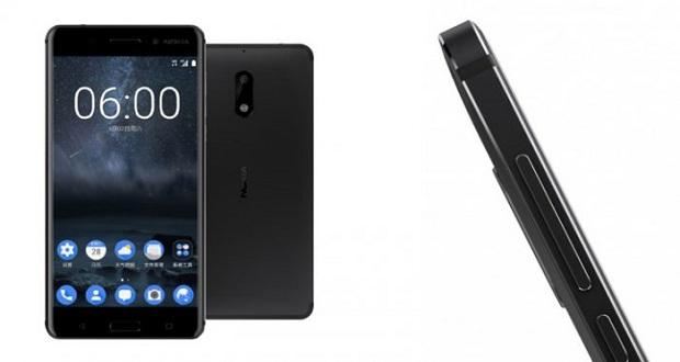 گوشی نوکیا ۶ دارای بدنه فلزی زیبا و شیک خواهد بود