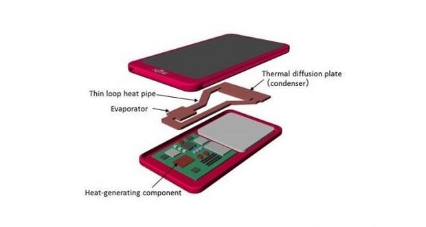 باتری ال جی جی 6 هرگز منفجر نخواهد شد؛ این دستگاه به لوله های انتقال حرارت مجهز شده است