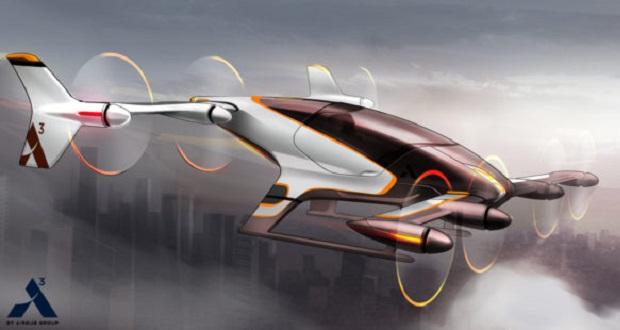 اولین نمونه از ماشین پرنده ایرباس امسال رخ نشان خواهد داد؛ پروژه واهانا عملی شد!