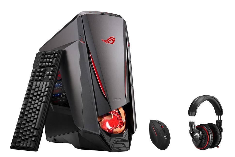 کامپیوتر گیمینگ ایسوس GT51CH یک محصول تمام عیار و درجه یک از خانواده انقلاب گیمرهای شرکت ایسوس است. این محصول دارای مشخصات سخت افزاری بسیار قدرتمندی است.