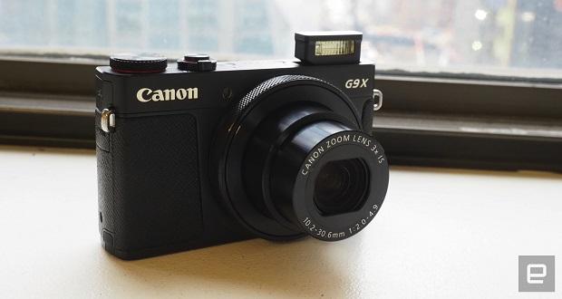 دوربین G9 X Mark II ، آخرین دوربین کامپکت کانن