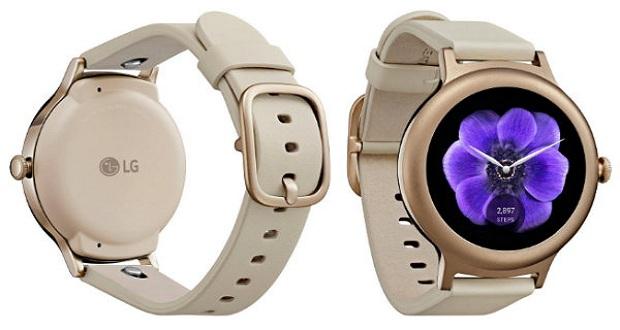 تصاویری زیبا از ساعت هوشمند ال جی واچ استایل به بیرون درز کرد