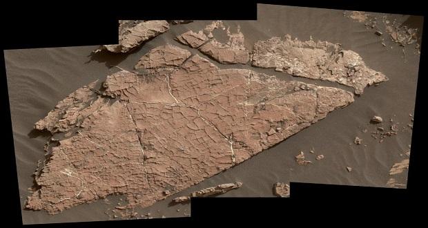 کریاسیتی موفق به کشف شواهدی جدیدی از وجود آب در مریخ شد