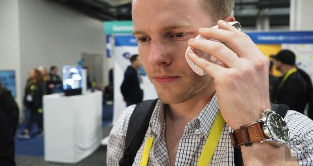 اس اسکین دکتر سامسونگ مشکلات صورت را رفع می کند