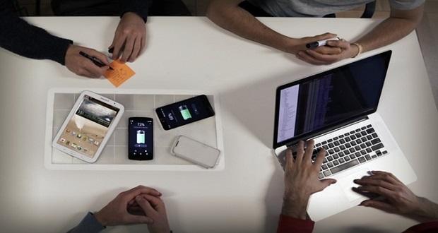 با استفاده از گجت Energysquare، گوشی های خود را به صورت بی سیم شارژ کنید!