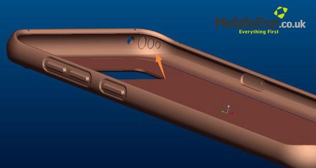 رندرهایی سه بعدی از سامسونگ گلکسی اس 8 پلاس منتشر شد