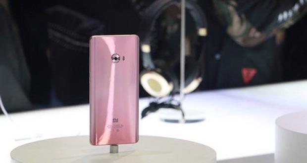 رنگهای جدید گوشی شیائومی می نوت ۲ در نمایشگاه CES 2017 معرفی شدند