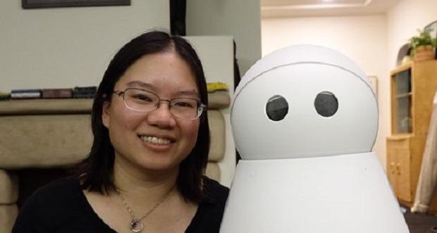با ربات میت کوری ، یکی از ربات های حاضر در نمایشگاه CES 2017 آشنا شوید!