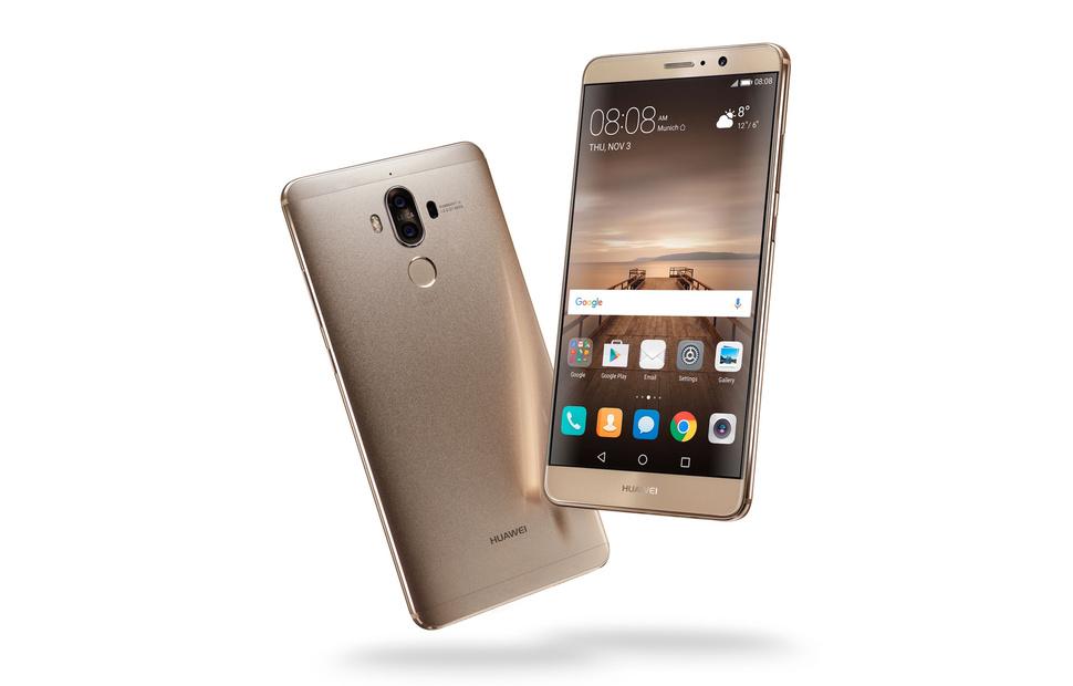 گوشی هوشمند میت 9 در قالب یک نسخه جدید و ارتقا یافته وارد بازار شده است. نسخه جدید گوشی میت 9 دارای 6 گیگابایت حافظه رم و 128 گیگابایت حافظه داخلی است.