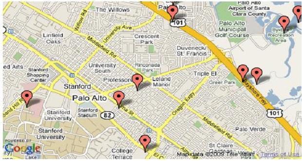 مشکل پارکینگ ، ویژگی جدید گوگل مپ که در اندروید در دسترس است
